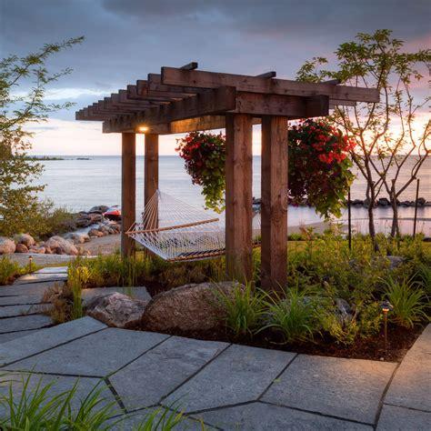 backyard designs photos backyard hammock ideas design trends