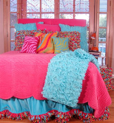 Bedroom Beautiful Bedspreads For Teens Decor With Beds