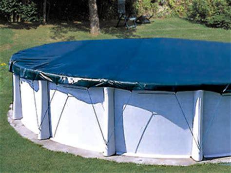 couverture protection et hivernage filet coverlux 216 700cm pour piscine hors sol ronde 216 640cm sur