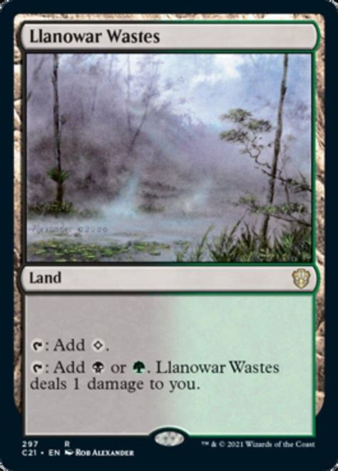 If there is any consolation, we believe that the litecoin community can improve and bounce back from this current. Llanowar Wastes Commander 2021