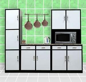 Complete Kitchen Cabinet Sets/metal Kitchen Cabinets Set ...
