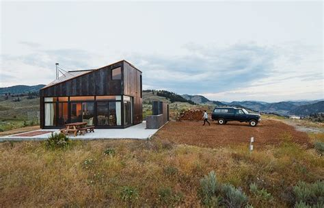 the grid vacations off the grid vacation homes collection of 10 photos by luke hopping dwell