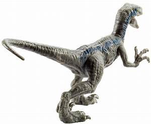 "Amazon.com: Jurassic World Attack Pack Velociraptor ""Blue ...  Velociraptor"
