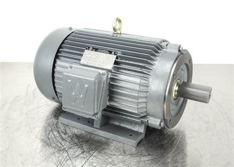 Ww Electric Motors by Worldwide Electric 10hp 215tc Motor New Pumprack