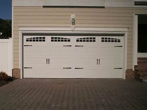 Timeless carriage style garage doors enhancing high for Carriage type garage doors