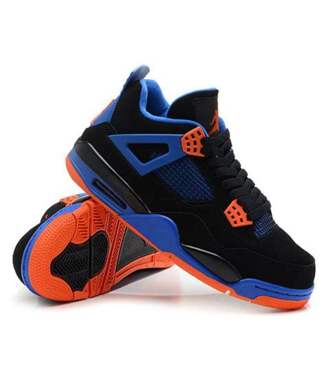 Nike Air Jordan Iv Retro Cavs Multi Color Basketball Shoes