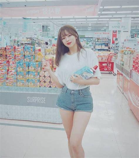 Bj코코 인기 여캠 스트리머 사진움짤 교복 패션 여성 청바지