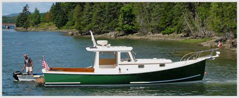 Boat Yard Dog Trials In Rockland by Just Launched Muskrat Maine Boats Homes Harbors