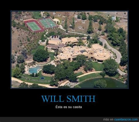 Casa Will Smith by 161 Cu 225 Nta Raz 243 N La Humilde Mansi 243 N De Will Smith