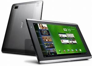 Upcoming Acer Iconia Tab Android 4 0 Updates Leak  A100  A500