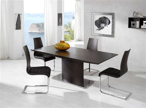 contemporary kitchen dining sets modern dining room sets marceladick 5718