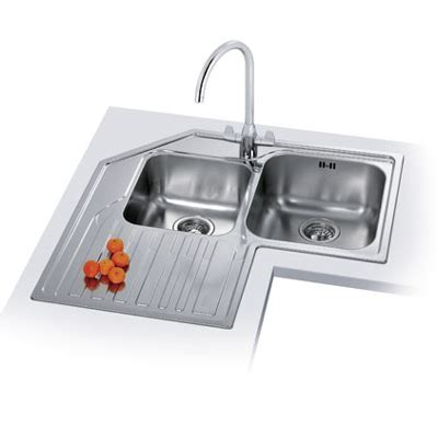 Franke Studio STX 621 E Stainless Steel Kitchen Sink LHD