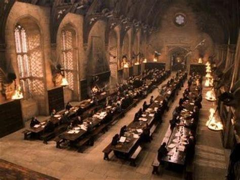 la grande salle harry potter 1 2 3 4 5 6 7 la totale