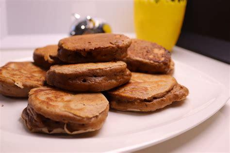 Pufīgās kakao pankūkas - Receptes