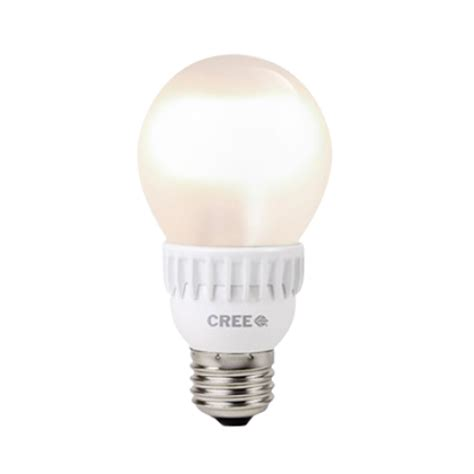 cree led 60 watt soft white replacement bulb