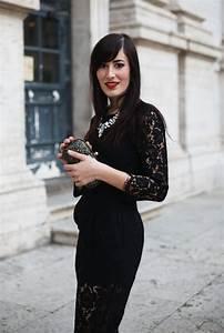 Un outfit per Capodanno sexy ed elegante con la tuta di pizzo MSGM | Le FreakS - Fashion ...