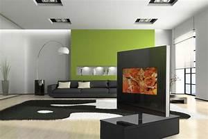 Schlafzimmer Gestalten Farbe : wohnzimmer gestalten farbe ~ Markanthonyermac.com Haus und Dekorationen