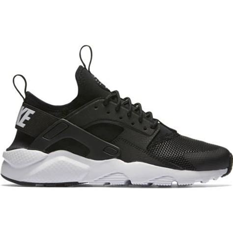 Basket NIKE AIR HUARACHE RUN ULTRA GS Noir Achat / Vente
