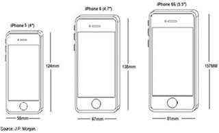iphone 6 dimensions best photos of iphone 6 plus back dimensions apple