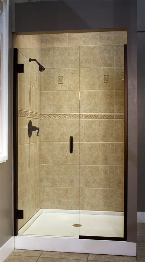 framless shower door shower door terminology