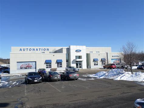 AutoNation Ford North Canton, North Canton Ohio (OH