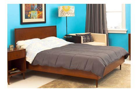 Midcentury Modern Queen Bed  Beds  Bedroom By Urbangreen