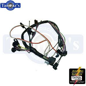 Camaro Console Wiring Harness With Auto Transmission