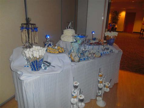 Denim And Diamonds Party Decor