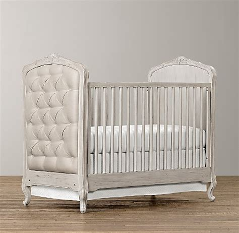 restoration hardware crib crib opinion needed pottery barn or restoration