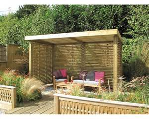 Budget Patio Ideas Uk by Retreat Garden Shelter Jacksons Fencing