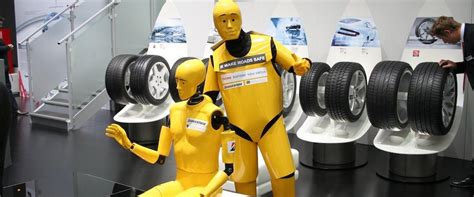 big dummies crash test devices gain girth pace real