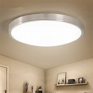 Aliexpress Com   Buy Modern Led Ceiling Lights White Round