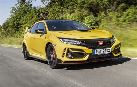 Honda Civic Type R Limited Edition to be sold via lottery ...