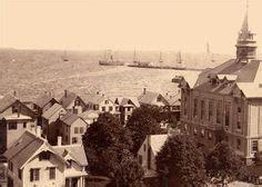 Photograph (1936) Provincetown, Massachusetts On Cape Cod