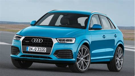 2015 Audi Q3 And Rs Q3 Revealed