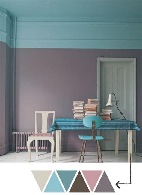 idees magnifiques pour linterieur avec la couleur parme