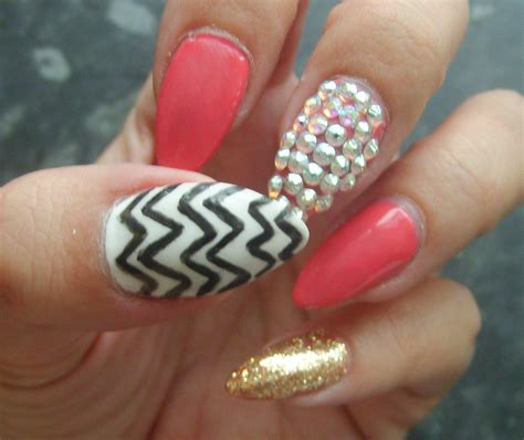 almond nails design almond nails studio design gallery best