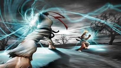 Ryu Fighter Ken Street Vs Masters Wallpapers
