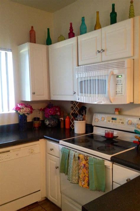 cute  apartment kitchen kitchen decor apartment