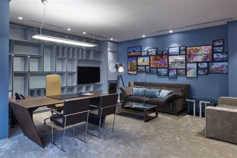 Office Room : 21+ Office Color Designs, Decorating Ideas