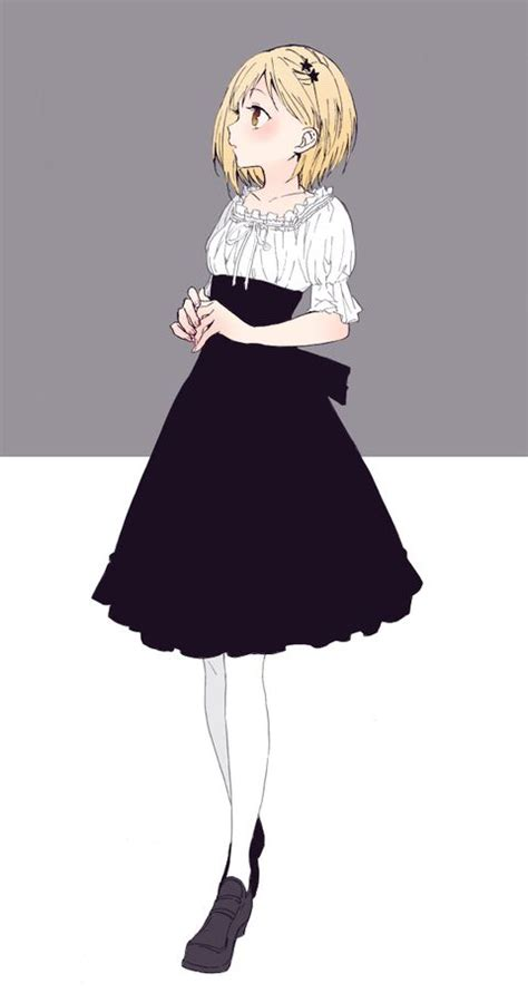 25+ unique Anime girl dress ideas on Pinterest | Anime dress Anime witch and Manga girl