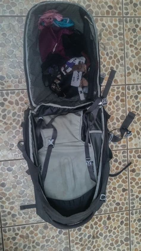 osprey farpoint  review  travel backpack