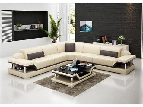 canape d angle en cuir canapé d 39 angle en cuir l relax pop design fr