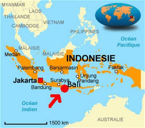 Carte Du Monde Voir Bali by Carte Du Monde Bali Voyages Cartes