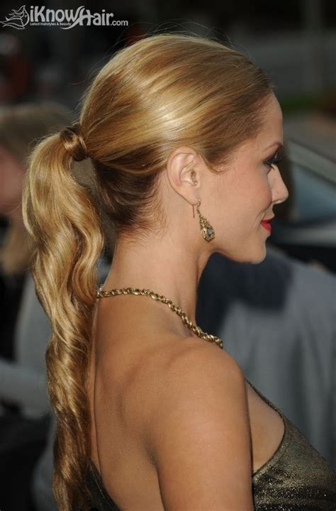 Ponytail Hairstyles by What Are The 2016 Best Ponytail Hairstyles Hairstyles4
