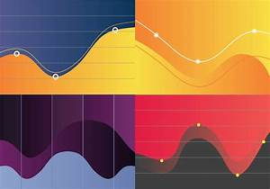 Free Bell Curve Visualization Vector Download Free