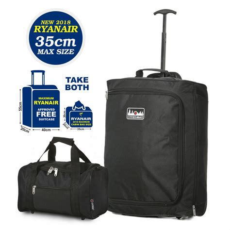 cabin bag 55x40x20 ryanair 35x20x20 luggage holdall 55x40x20 trolley