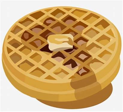 Clipart Waffle Stack Transparent Webstockreview
