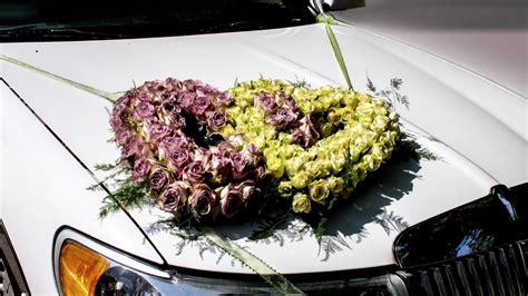 limousine mit blumen zur hochzeit mieten  rostock