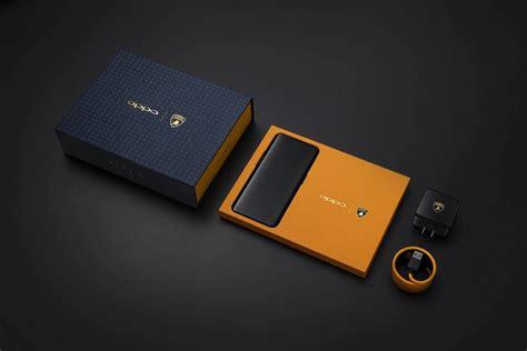 oppo find x lamborghini edition smartphone priced at eur 1 700 autoevolution